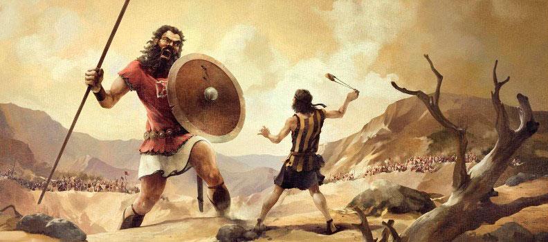 Goliat debe caer [Reseña]