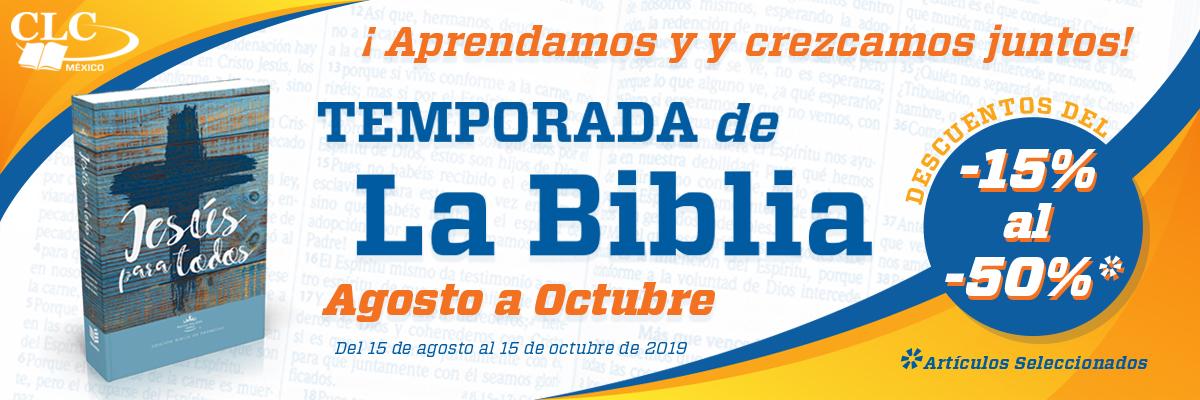 1.Temporada De La Biblia 2019
