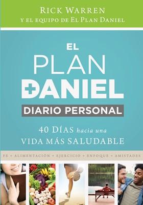 El Plan Daniel Diario Personal (Rústica)
