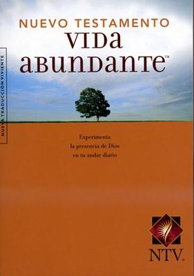 Biblia Nuevo Testamento Vida Abundante NTV (Rústica) [Biblia]