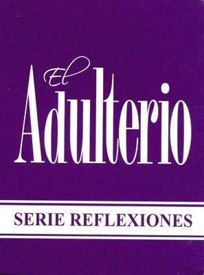 El Adulterio - Paquete X 10 [Mini Libro]