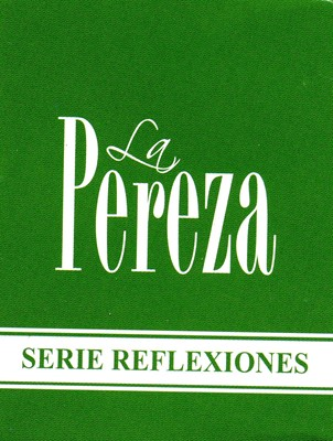 La Pereza -  Paquete X 10 Unidades [Mini Libro]