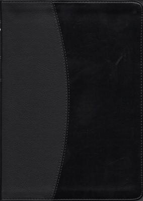Biblia De Estudio Diario Vivir (SentiPiel DuoTono Onice-Negro) [Biblia de Estudio]