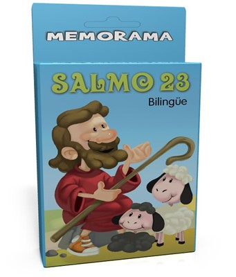 Salmo 23 - Memorama [Juego]