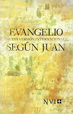 Evangelio Según Juan NVI (Rústica) [Biblia de Bolsillo]