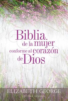 Biblia De La Mujer Conforme Al Corazón De Dios (Tapa dura) [Biblia]