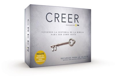 Creer Paquete De Campaña - Recursos Para La Iglesia (Caja) [Kit]