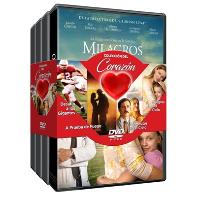 Colección Del Corazón [DVD]