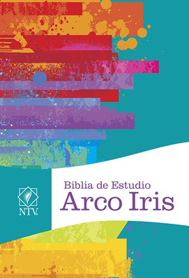 Biblia de Estudio Arco Iris NTV (Tapa Dura)