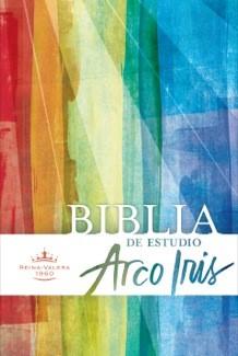 Biblia Arco Iris Índice (tapa dura)
