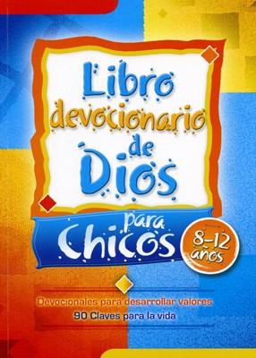 Libro Devocionario De Dios Para Chicos (Rústica) [Devocionario]