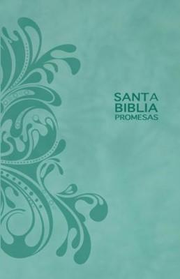 Biblia De Promesas/NTV/Piel Especial/Agu (Imitación Piel Turquesa) [Biblia]