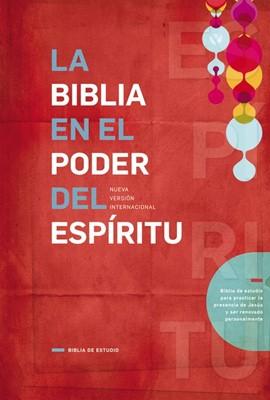 Biblia NVI En El Poder Del Espiritu (Tapa dura) [Biblia]