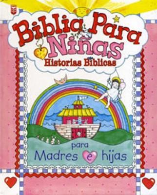 Biblia Para Niñas (Tapa Dura) [Biblia]