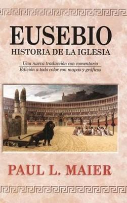 Eusebio Historia De La Iglesia TD