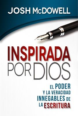 Inspirada Por Dios (Tapa suave rústica)