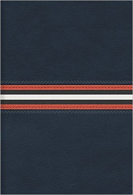 Biblia RVRLGZ Manual Ref Piel Azul (Piel especial azul)