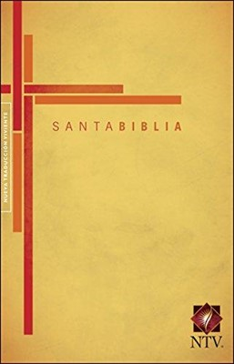 Biblia NTV Edicion Cosecha Cruz Rustica