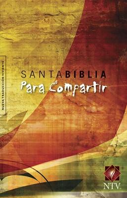 Biblia NTV Cosecha Naranja Rustica