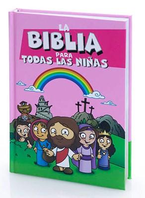 Biblia CLC Niñas/Tapa Dura/Rosa (Tapa Dura)