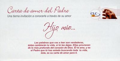 Tratados Carta de Amor del Padre Hijo Mio (Papel)