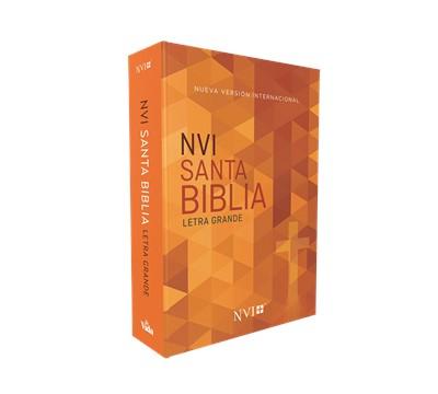 Biblia NVI Letra Grande Economica (Rústica)