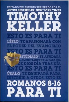 Romanos 8-16 para Ti (Rustica)
