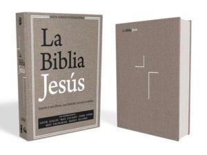 La Biblia Jesús NVI Gris