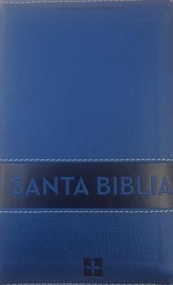 Biblia NVI Ultrafina Compacta Aqua (Imitación Piel) [Biblia de Bolsillo]