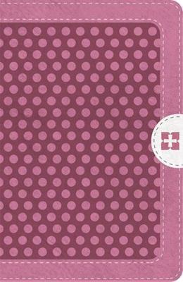 Biblia Ultrafina Compacta Rosa (Imitación Piel)