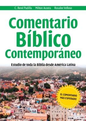 Comentario Biblico Contemporaneo (Rustica) [Comentario]