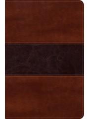 Biblia Del Pescador RVR60-Letra Grande-Caoba (Simil Piel) [Biblia]