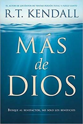 Más De Dios (Rústico)