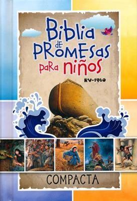 Biblia de Promesas Compacta Para Niños (Compacta, Tapa Dura)