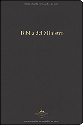 Biblia del ministro RVR1960 (Simil Piel) [Biblia]