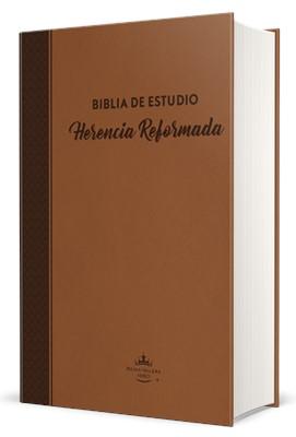 Biblia De Estudio Herencia Reformada RVR 1960 (Tapa Dura ) [Biblia de Estudio]
