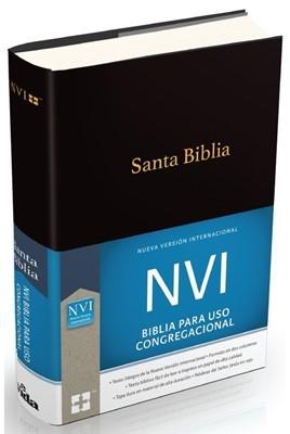 Biblia NVI para Uso Congregacional (Tapa Dura)