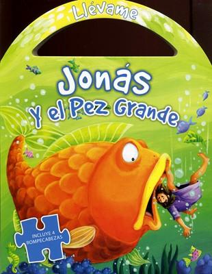 Jonás Y El Pez Grande (Tapa Dura)