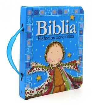 Biblia Historias Para Niños Con Manijita (Rústica) [Libro]
