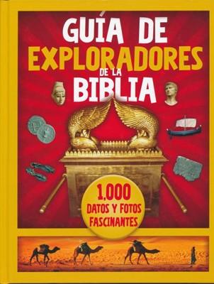 Guía de Exploradores de la Biblia (Tapa Dura)