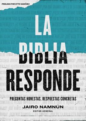LA BIBLIA RESPONDE (Rustica )