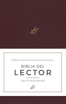 NVI BIBLIA DEL LECTOR  VINO TELA (Tela)