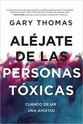 ALÉJATE DE LAS PERSONAS TOXICAS (Rustico)