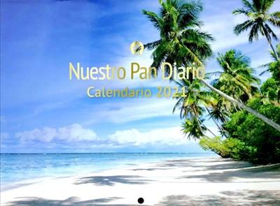 Calendario 2021 Nuestro Pan Diario
