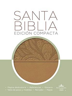 Biblia Compacta Imitación Piel Topacio (Imitación Piel) [Biblia de Bolsillo]