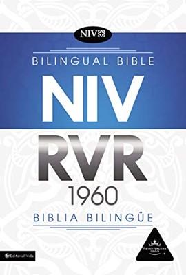 Biblia Bilingue/RVR-NIV/Tapa Dura/Indice (Tapa Dura)