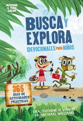 Busca y Explora (Rústica) [Libro de Niños]