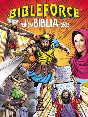 Biblia Force (Tapa Dura) [Biblias para Niños]
