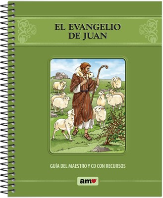 El Evangelio de Juan - Guía AMO® (Rústica)