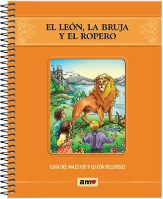 El León, la Bruja y el Ropero - Guía AMO® (Rústica)